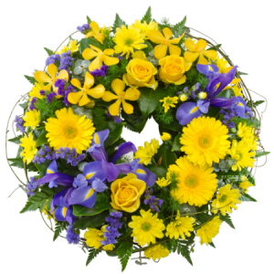 Cluster Wreath 411