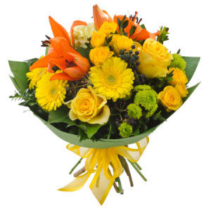 Sangria Bright Bouquet 379