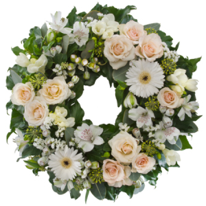 Treasure moments Cluster wreath 410