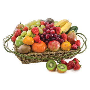 Healthy Living fruit basket H215