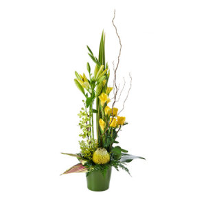 Radiance- Large designer arrangement 319