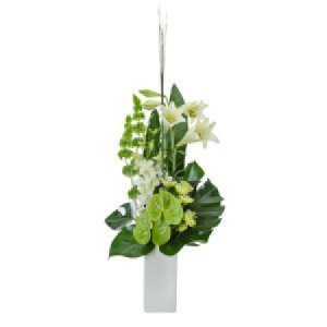 Fresh Elegant Tall modern arrangement 320